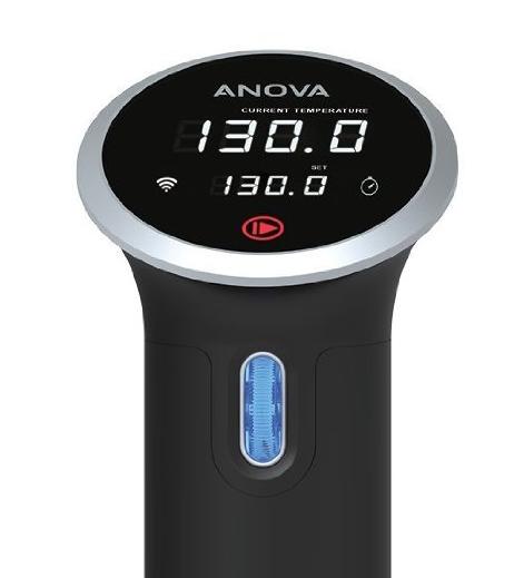 Anova modern LCD and wifi controls
